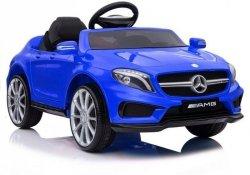 Mercedes GLA45 AMG Lakierowany Niebieski Auto na Akumulator