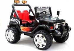 Auto na Akumulator Raptor 2x45W dwuosobowy Czarny