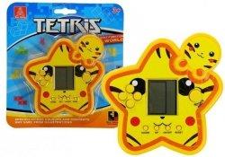Gra Elektroniczna Tetris Gwiazdka Żółta