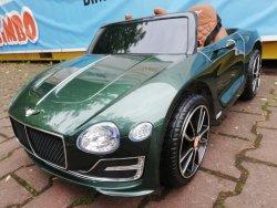 BENTLEY EX12 Concept Cabrio Zielony Lakierowany