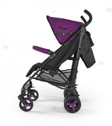 Spacerówka Parasolka Milly-Mally ROYAL fioletowa - komfort i elegancja
