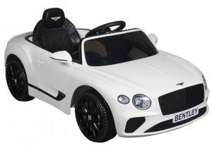 Auto na Akumulator Bentley Biały