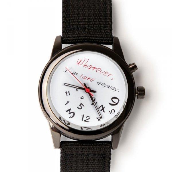 smieszny zegarek na reke