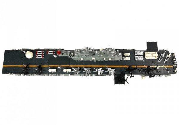 Statek Krążownik Zdalnie Sterowany R/C 1:350 2.4G