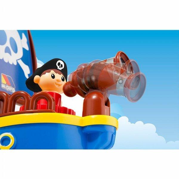 Statek piratów Molto Blocks 30 el.