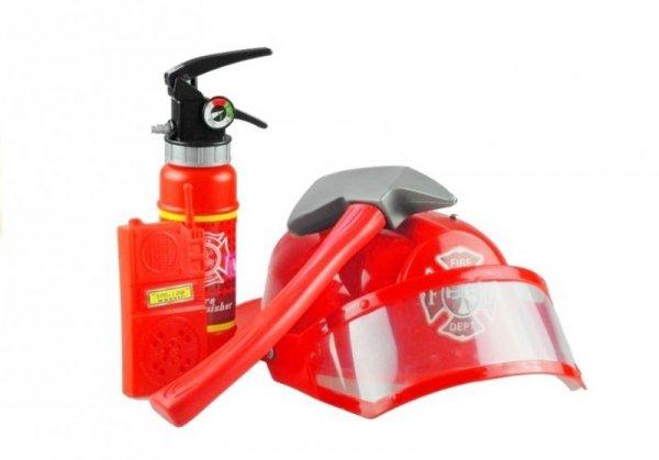 Komplet wyposażenia do stroju strażaka