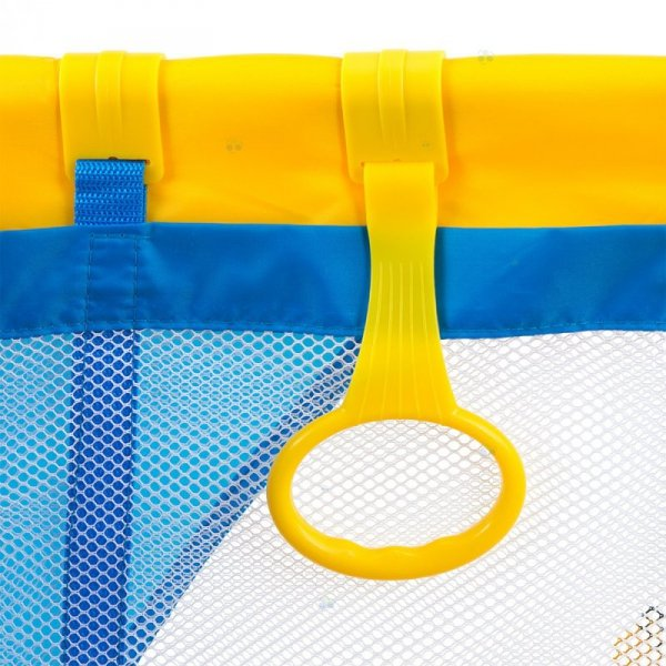 Kojec FUN NEW z akcesoriami - bezpieczna i swobodna zabawa