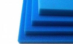 Wkład Filtracyjny Gąbka 25X25X3 45PPI Niebieska
