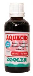 Zoolek Aquacid Obniża Ph Wody I Twardość Węglanową 250Ml