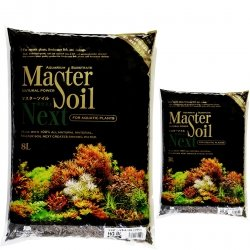 Master Soil Black Normal 8L podłoże dla roślin lub krewetek
