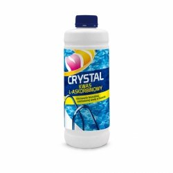 Gamix Crystal Kwas L-Askrobinowy 1l Klarowanie Wody