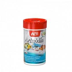Aquael Acti Artemin Platki - Wysokobiałkowy 250Ml