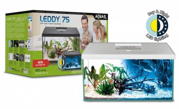 Aquael Leddy Set Pap-75 Biały 105l Dzień i Noc ZESTAW