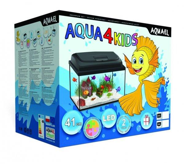 Aquael Zestaw Akwar. AQUA4KIDS 40/O LT