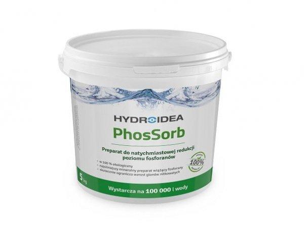 Phossorb Na Obniżenie Fosforanów Czyste Oczko 1Kg