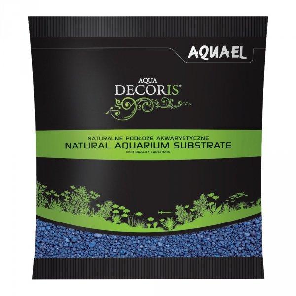 Aquael Żwirek Aqua Decoris Niebieski 1 KG