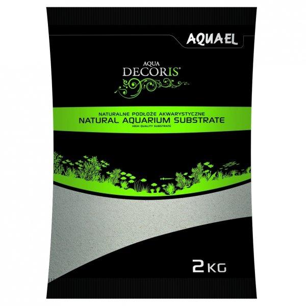 Aquael AQ Żwir Kwarcowy 0,1-0,3 mm 2kg