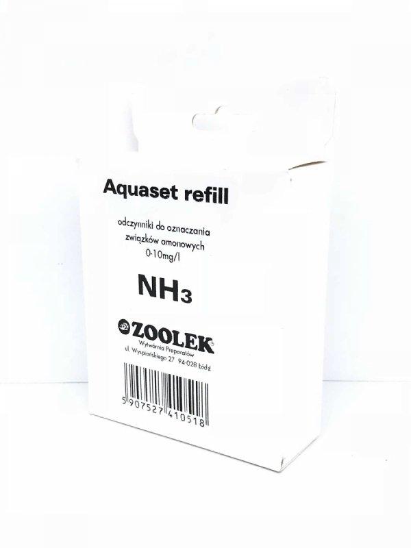Zoolek Uzupełnienie Testu na amoniak NH3