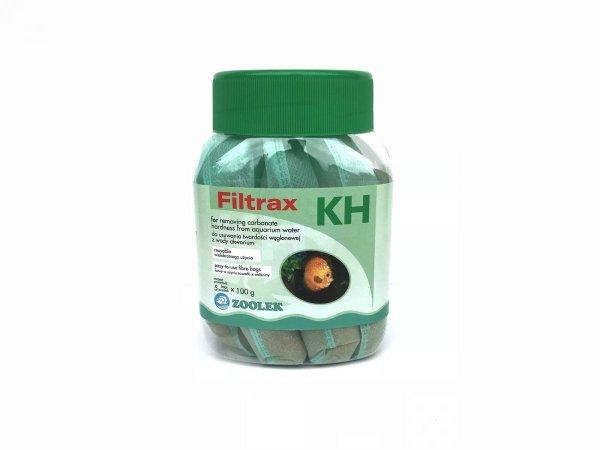 Zoolek Filtrax KH Woreczki obniżające twardośc węglanową 5x100G
