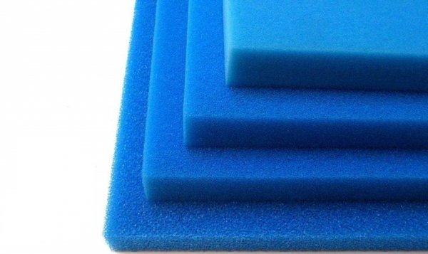 Wkład Filtracyjny Gąbka 25X25X3 10PPI Niebieska