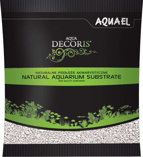 Aquael Żwirek Aqua Decoris Biały 1 KG