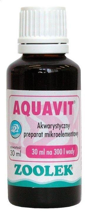 Zoolek Aquavit Mikroelementy 250Ml