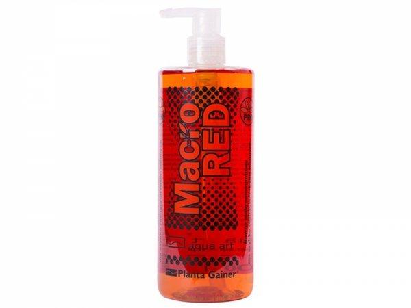 Aqua Art Macro Red 500ml Nawóz Makroelementowy