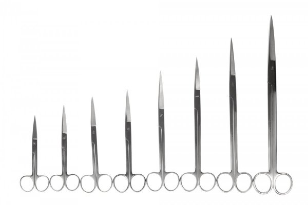 Nożyczki Akwarystyczne Proste 17,5 Cm Precyzyjne Jakość