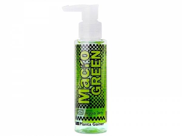 Aqua Art Macro Green 100ml Makroelementowy Nawóz Dla Roślin Wolnorosnących