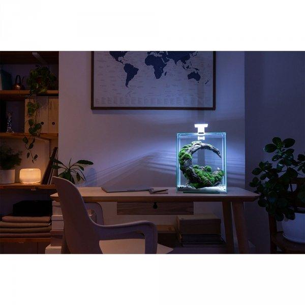 Aquael Shrimp Set 10L Biały Day/Night 20x20x25cm