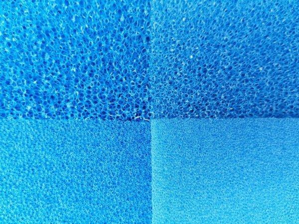 Wkład Filtracyjny Gąbka 20X20X1 10PPI Niebieska