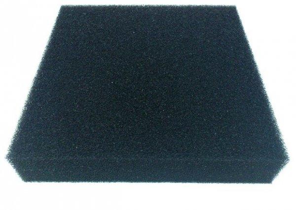 Wkład Filtracyjny Gąbka 50X50X1 30PPI Czarna