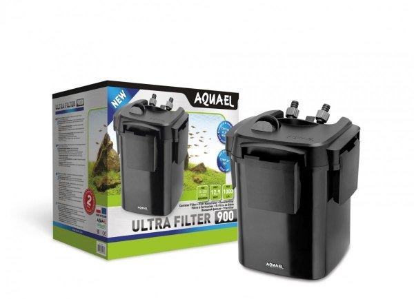 Aquael ULTRA FILTER 900 Filtr Zewnętrzny Akwarium 50-200L + Gratis!