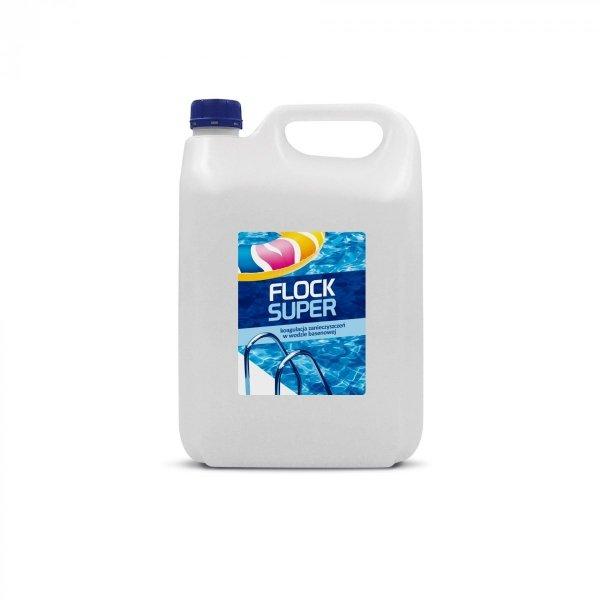 Gamix Super Flock Koagulant 4L Klaruje Wodę
