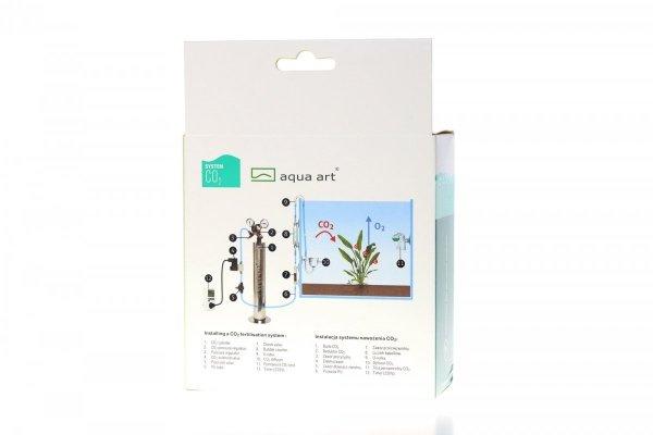 Aqua Art Elektrozawór 230V 1,3W Technika CO2 Jakość