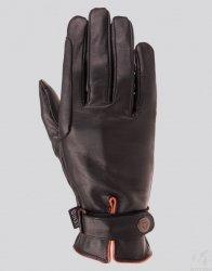 Rękawiczki skóra licowa, KENIG Lady Cup, czarne