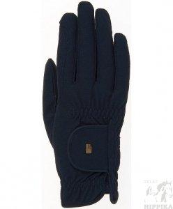 Rękawiczki ROECKL Grip, czarne