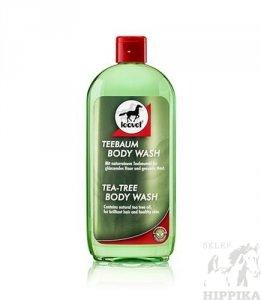 Szampon z olejkiem herbacianym Teebaum Shampoo LEOVET