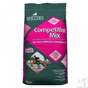 SPILLERS Competiton Mix 20 kg podstawowa pasza dla koni sportowych
