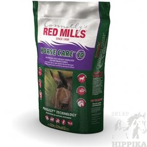 RED MILLS 10% Horse Care 10 Pasza bez owsa 20 kg