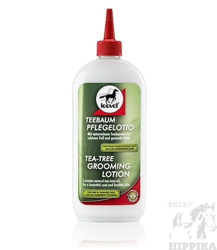 Lotion z olejkiem herbacianym Teebaum Lotion LEOVET