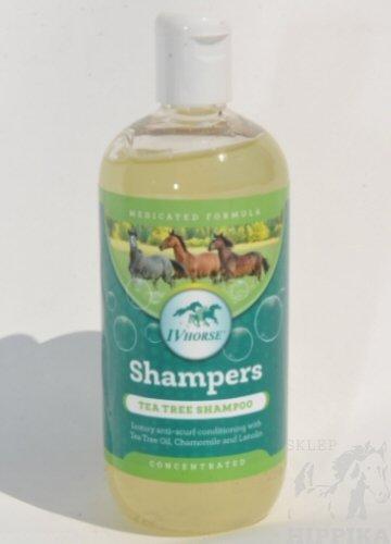 IV HORSE szampon z olejkiem herbacianym