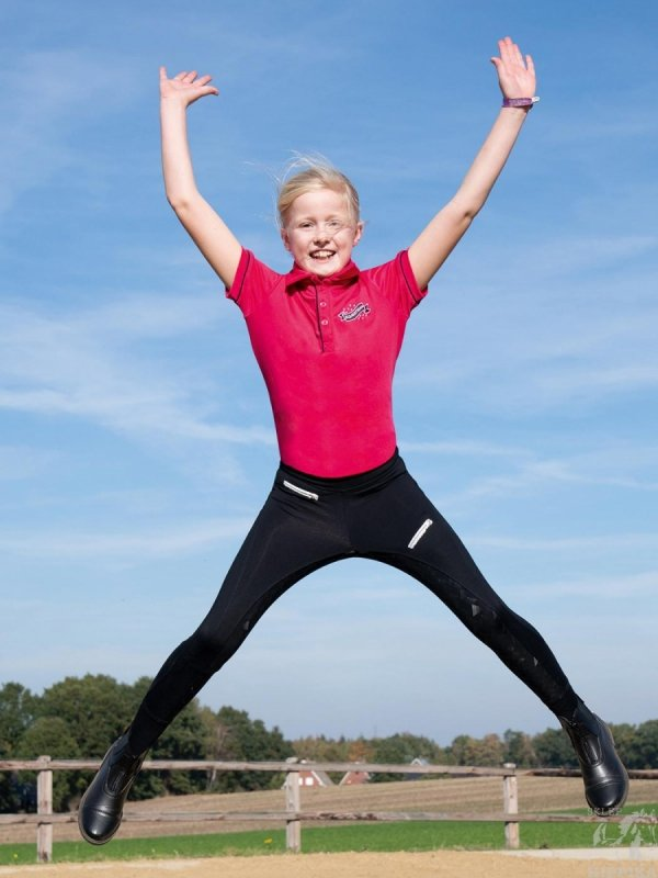 Bryczesy legginsy dziecięce perfect-fit BUSSE