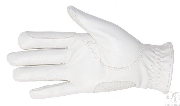 Rękawiczki YORK Georgia, białe
