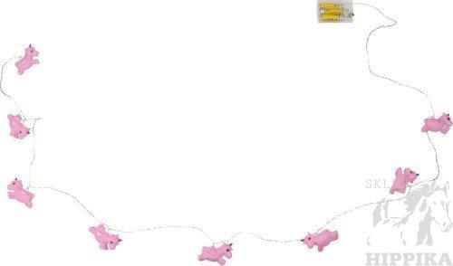 Girlanda świetlna LED Jednorożec