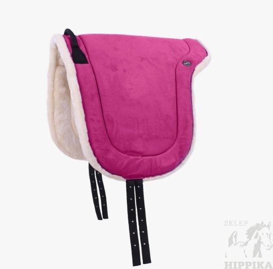 Pad do jazdy QHP różowy pony