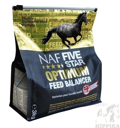 NAF Optimum Feed Balancer - balancer witaminowy dla koni 3 kg