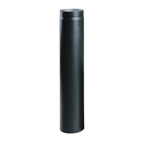 Rura spalinowa BERTRAMS stalowa  2mm/120mm/100cm