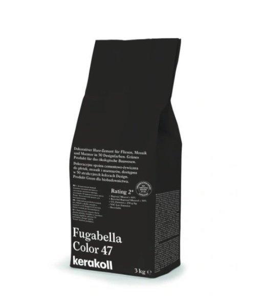 KERAKOLL Fugabella Color Fuga 3 kg Kolor 47