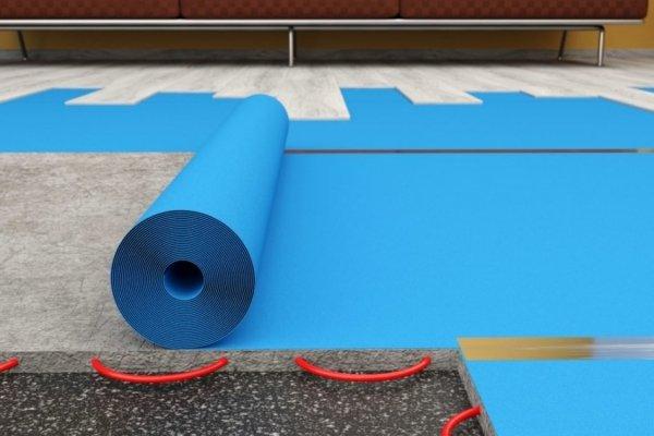POLI-ECO ENERGY COMFORT podkład pod panele 12,5m2 2mm